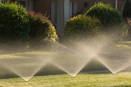 Residential Irrigation in Greenacres, FL.